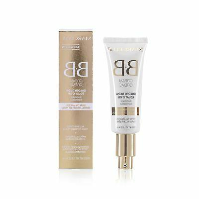 Marcelle BB Cream Golden Glow, and