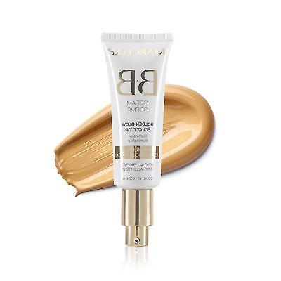 bb cream golden glow universal shade hypoallergenic