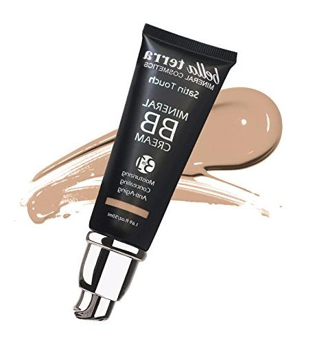 bb cream mineral buildable sheer