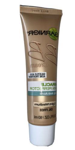 Garnier BB Cream Miracle Skin Perfector Daily Anti-Acne Ligh