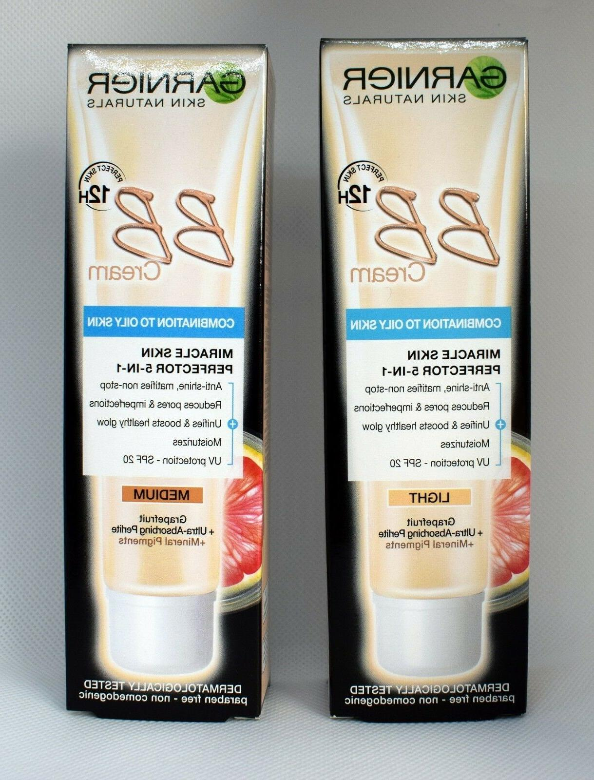 GARNIER BB Miracle for Oily Skin