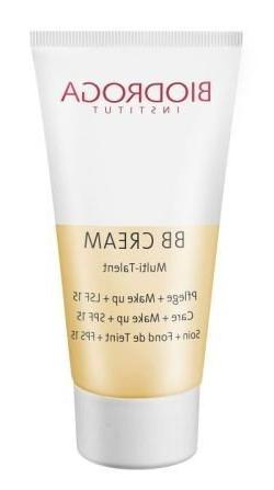 Biodroga BB Cream Multi-Talent Care + Make up + SPF 15 - 1.9