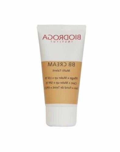 Biodroga BB Cream Multi-Talent SPF 15 NEW/NO BOX Nude Look