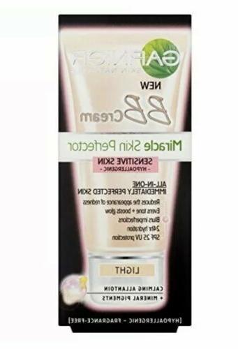 bb cream sensitive skin miracle skin perfector