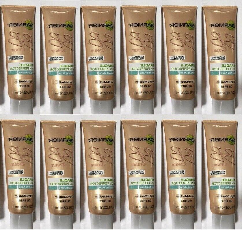 bb cream skin acne miracle perfector oil