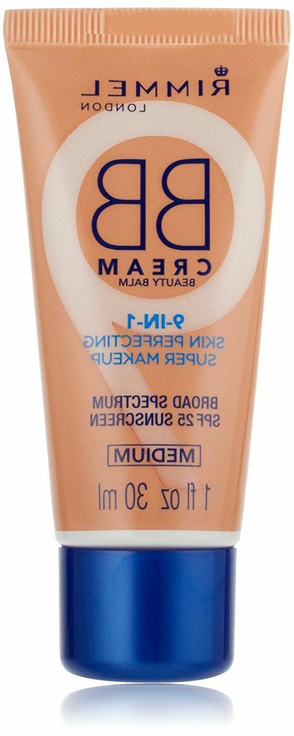 Rimmel BB Cream Makeup Perfecting Your Shade
