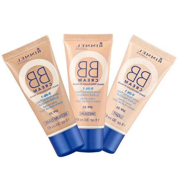 Rimmel BB Cream Super Makeup 9-in-1 Skin Perfecting SPF 25 -