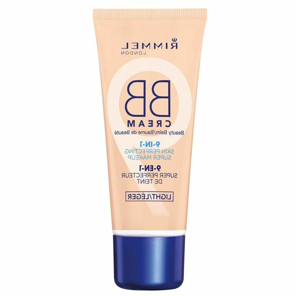 Rimmel London BB Cream Super Makeup, Light 1.0 oz