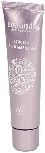 BENECOS - Natural BB Cream - Fair - 8-in-1 Care for Sensitiv