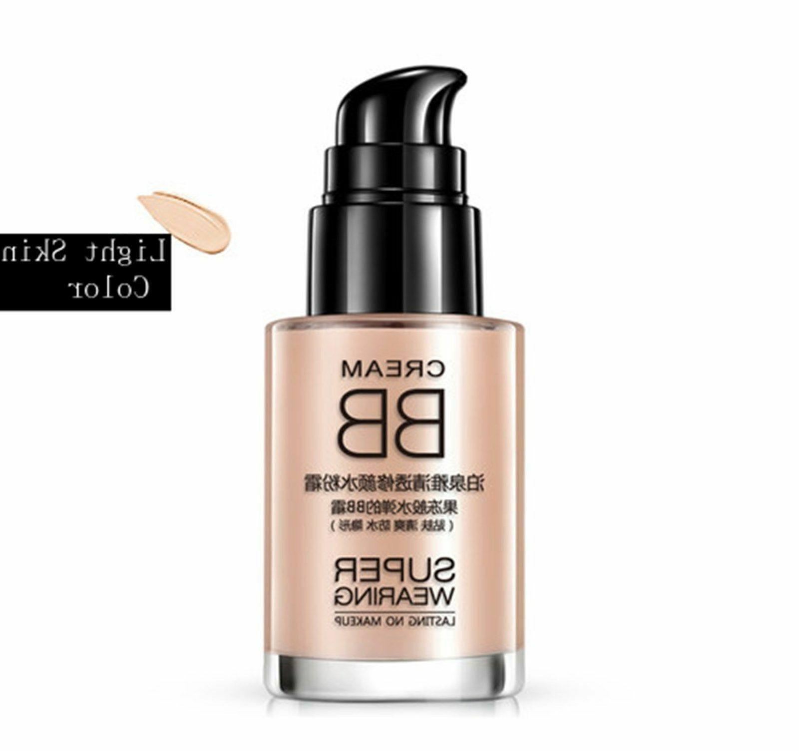 BIOAQU Cream Concealer Whitening Base Makeup