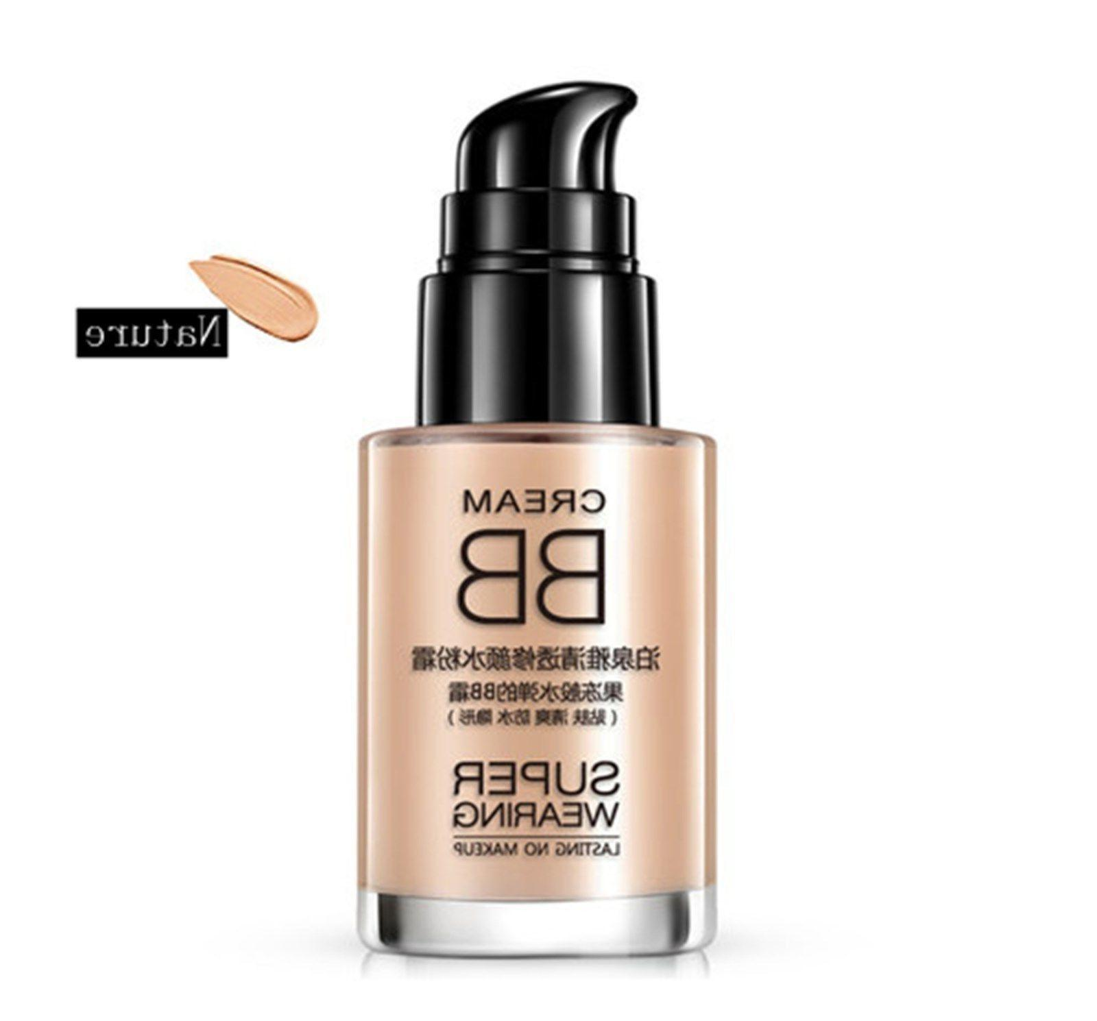 BIOAQU Cream Whitening Base Foundation Makeup