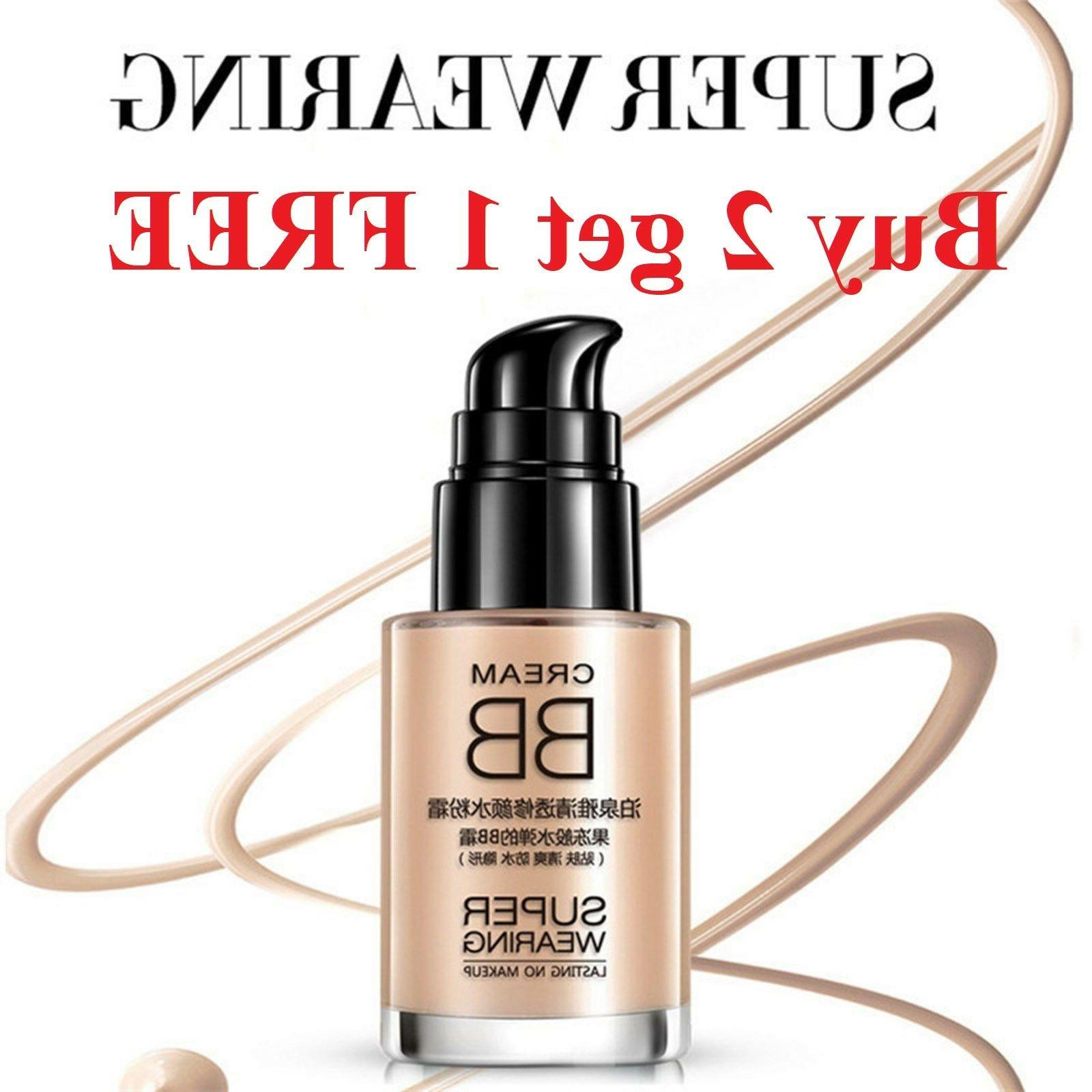 bioaqu bb cream concealer whitening moisturize base