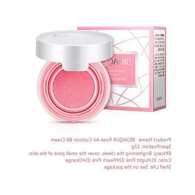 BIOAQUA BB Cushion Blusher Blush Moisturizing Makeup Paste
