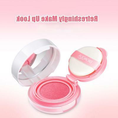 bioaqua bb cream air cushion blusher blush