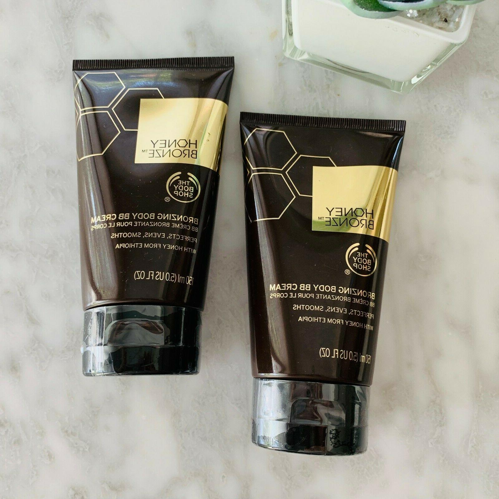 body shop honey bronze bb cream 5oz