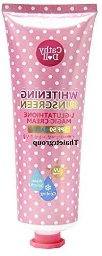 New!!Cathy Doll BB Body - L-Glutathione Magic Cream Whitenin