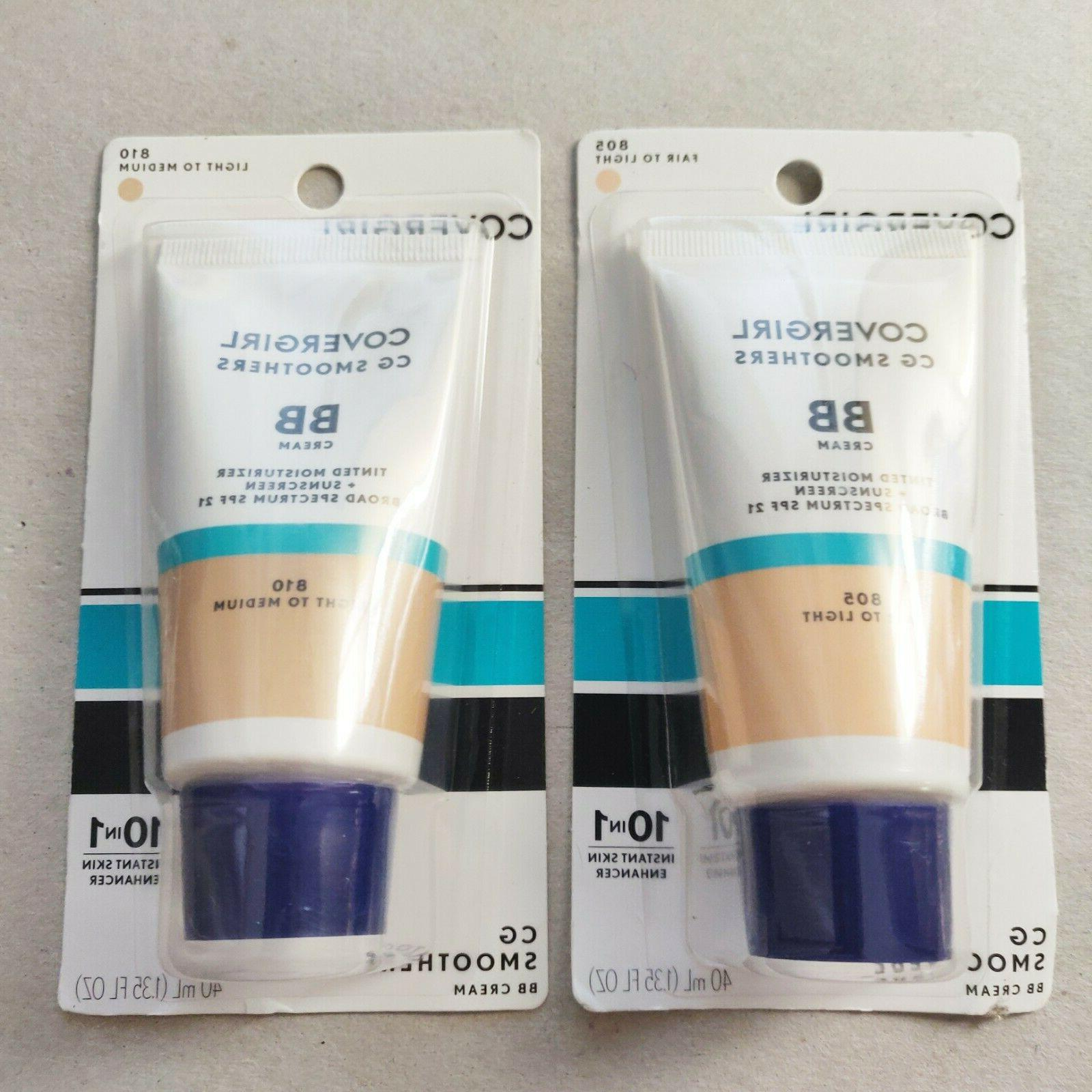 cg smoothers bb cream 805 or 810