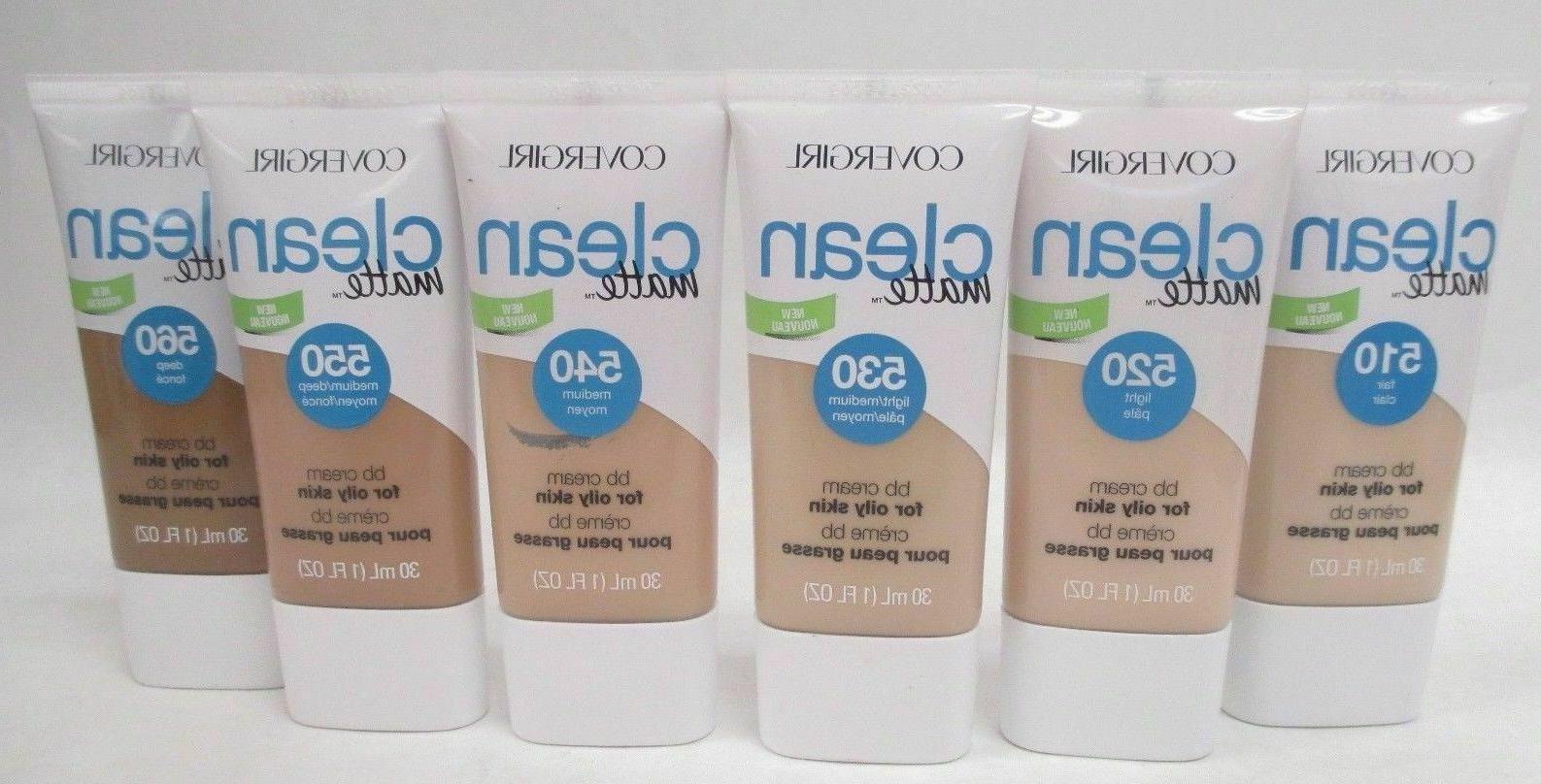 clean matte bb cream choose your shade
