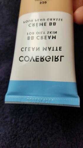 CoverGirl Clean Matte BB Cream 1oz 520
