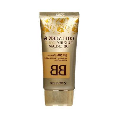 collagen and luxury gold bb cream 50ml