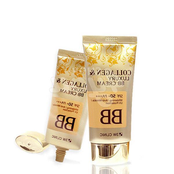 collagen and luxury gold bb cream spf50