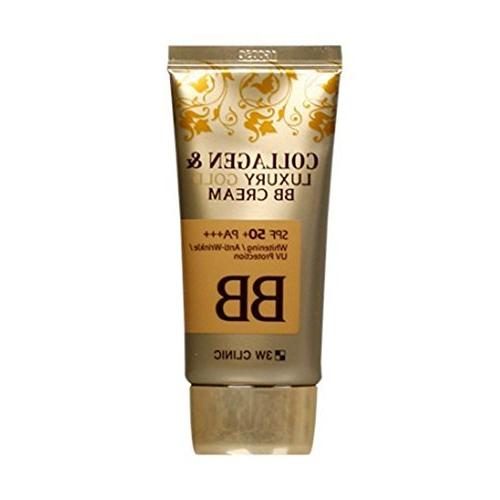 collagen luxury gold bb cream
