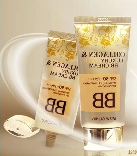 3W Collagen Luxury Gold Cream PA+++
