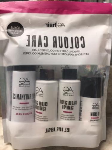 colour care travel set shampoo conditioner ultradynamics