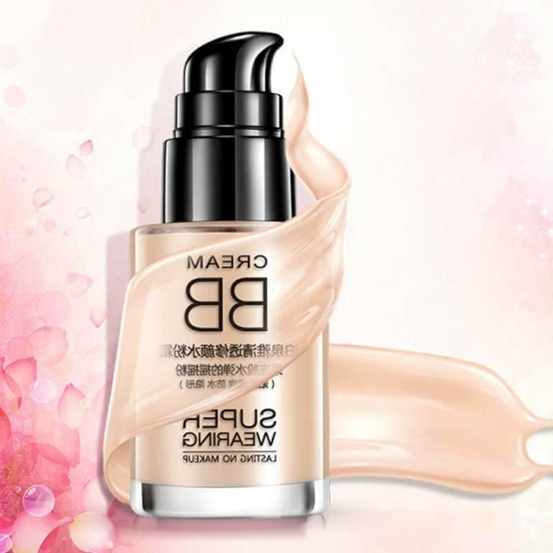 Cover Blemish Balm Cream Base Foundation Powder Moisturizing Liquid US