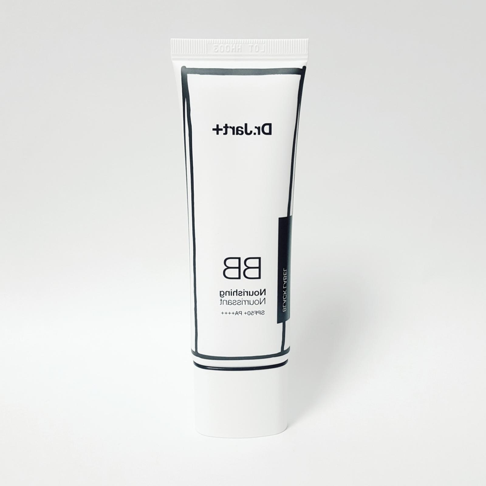 BB Cream balm label