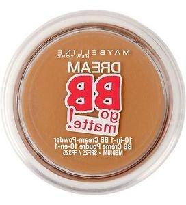 dream bb go matte powder