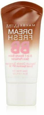 Maybelline New York Dream Fresh Bb Cream, 1 Fluid Ounce