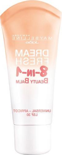 Maybelline Dream Fresh 8-in-1 BB-Cream apricot 30 ml