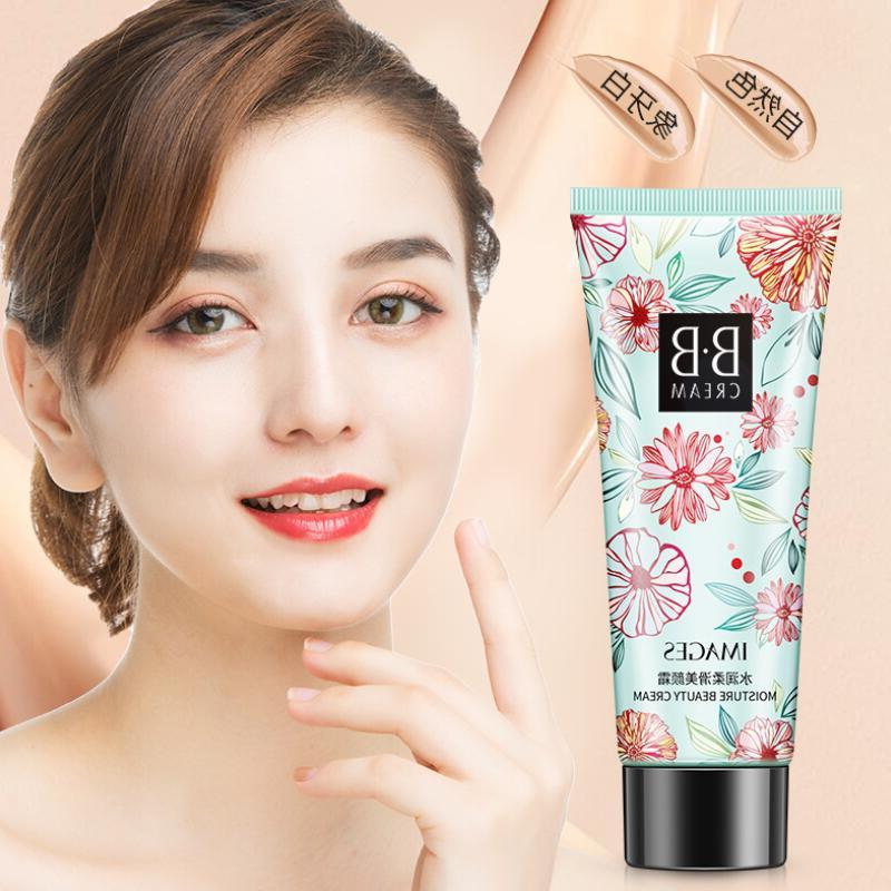 <font><b>BB</b></font> <font><b>Cream</b></font> Moisturizing Foundation Makeup Whitening Easy Face Cosmetics