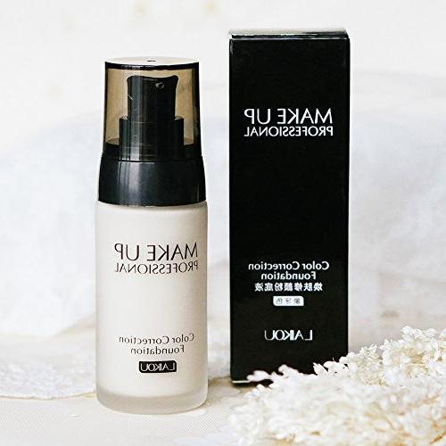 ThinkMax Foundation Liquid BB Concealer Nude Make-up