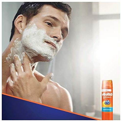 Gillette Gel Moisturizing Shave 7 oz