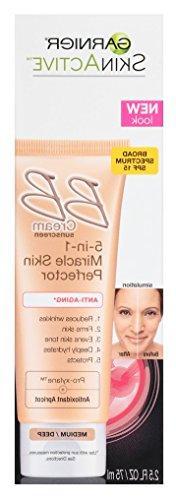 Garnier Skin Renew Bb Cream Anti-Aging Medium/Deep 2.5 Ounce