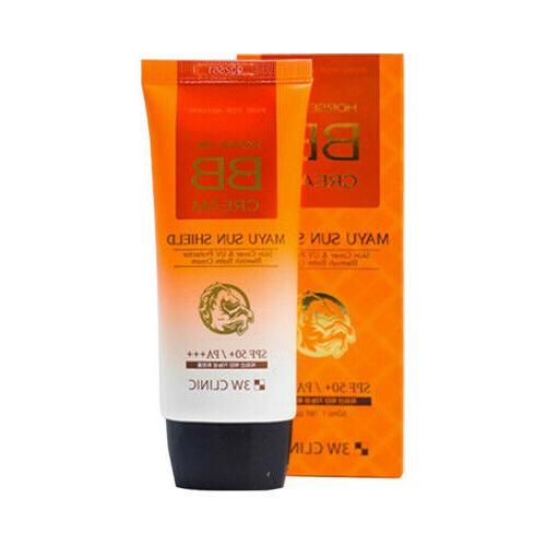 horse oil bb cream 50ml spf50 pa