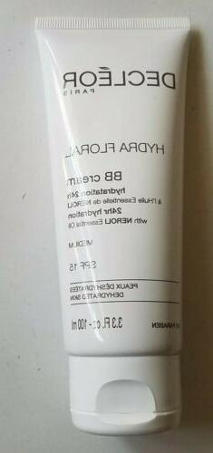 Decleor Hydra Floral BB Cream 24hr Hydration SPF15 Medium 10