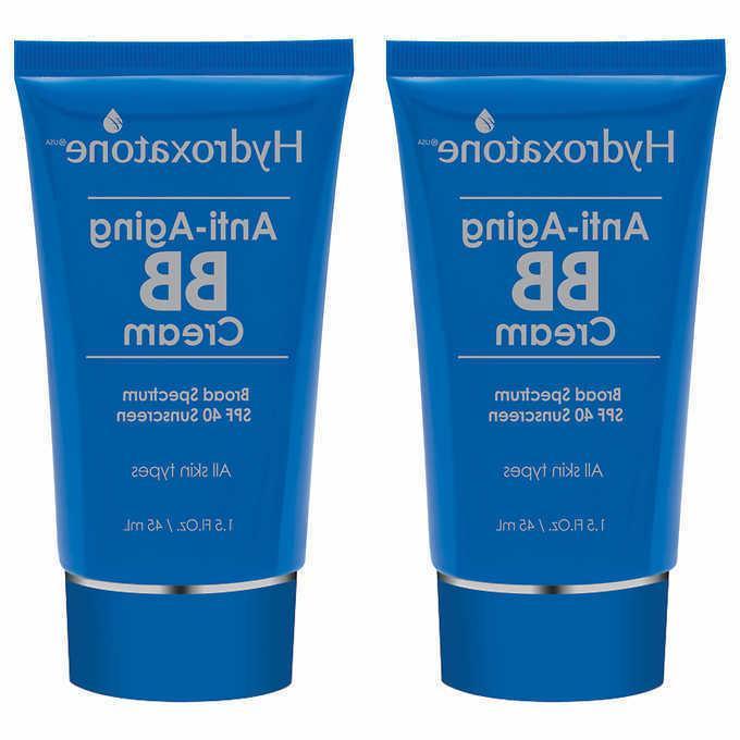 anti aging bb cream spf 40 universal