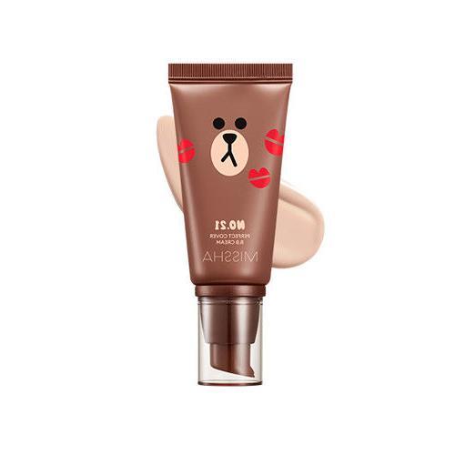 Line Friends Edition Perfect Cover BB Cream 50ml SPF42 PA++