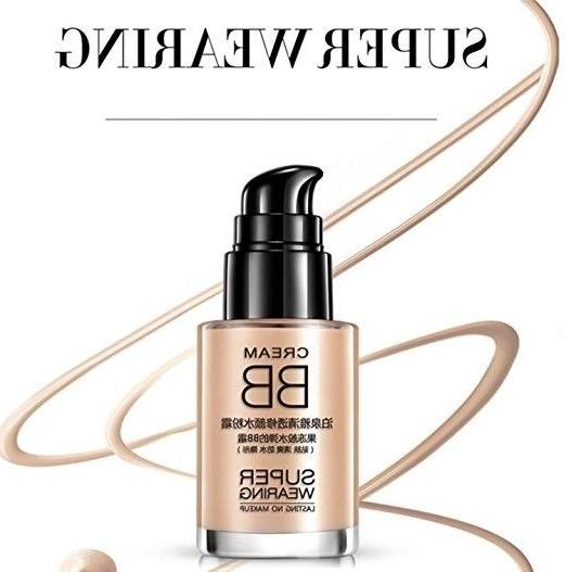 Liquid Foundation Cosmetics Concealer Cream