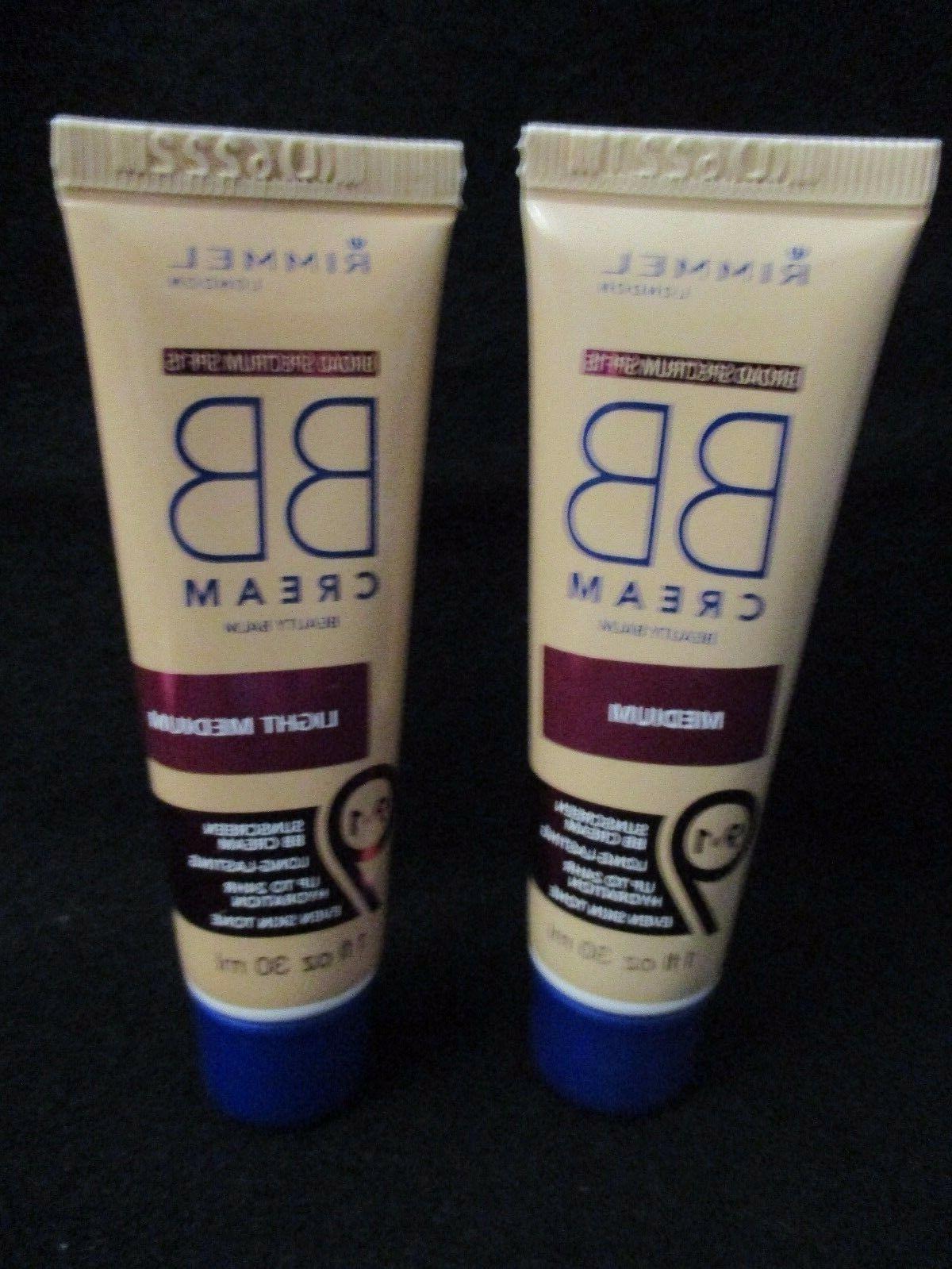 Rimmel London BB Cream Beauty Balm-Skin Profecting Mattifies