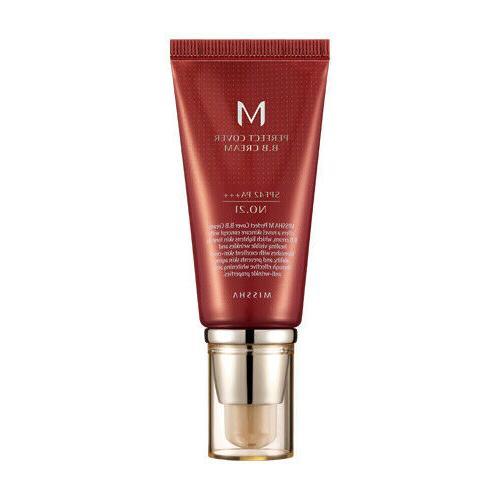 m perfect cover bb cream 21 23