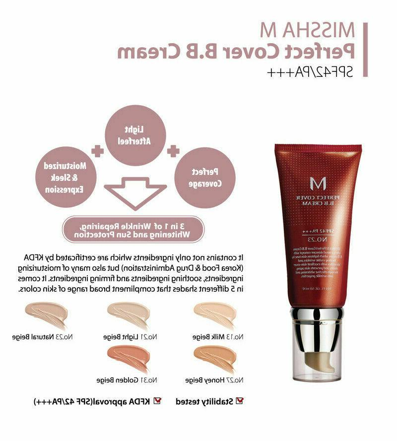 Perfect Cover BB 50ml 21/ 27