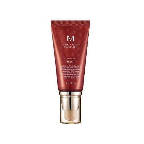 M Perfect Cover BB Cream 50ml # 27 SPF42 PA+++ Korean Cosme