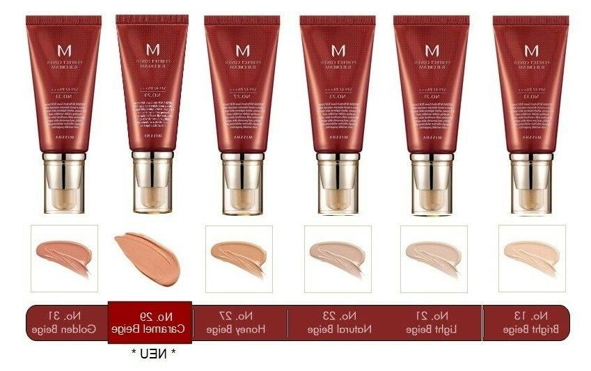 MISSHA M BB No.13/ 21/ 23/ 29 31 50ml