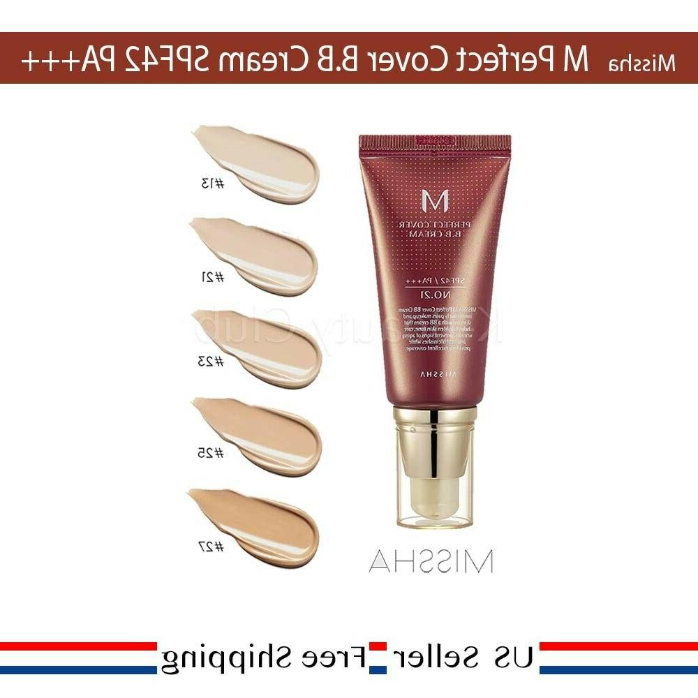 Missha M Perfect BB SPF 42 PA+++ #21