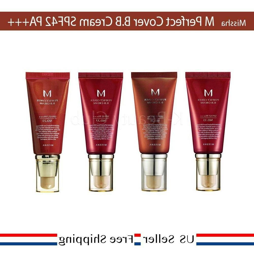 m perfect cover bb cream spf 42