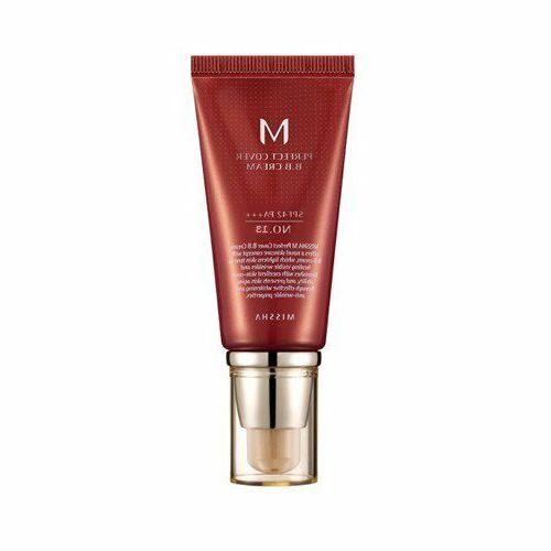 Missha M Perfect Cover BB Cream SPF 42 PA+++ No.13,21,23,25,